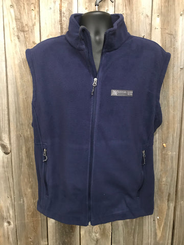 Local Life Fleece Vest