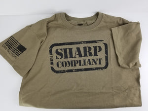 SHARP Compliant Tee Shirt