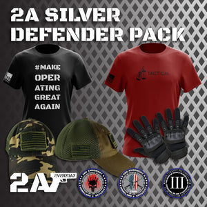 Silver 2A Defender Pack