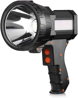 Hand held 6000 lumen Tactical Spot Light