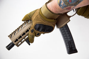 Hard Knuckle Tactical Glove