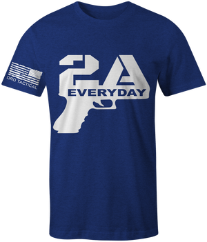 2A Every Day Shirt and Decal Pack
