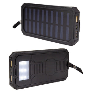 Portable Solar Power USB Charger