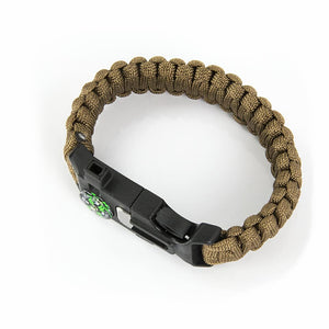 Paracord Survival Band