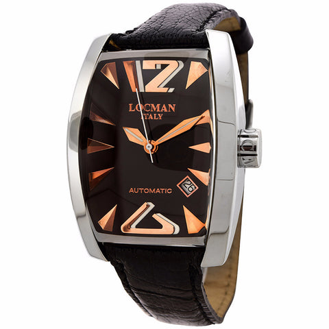 Locman Panorama Automatic Date Watch - BrandNamesWatch.com