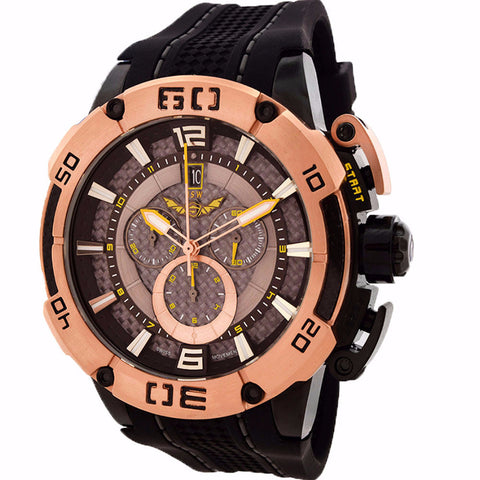 ISW MEN'S CHRONOGRAPH STAINLESS STEEL WATCH ISW-1001-10 - BrandNamesWatch.com