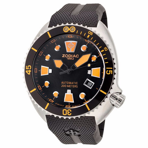 ZODIAC OCEANAIRE AUTOMATIC ZO8012 MEN WATCH - BrandNamesWatch.com