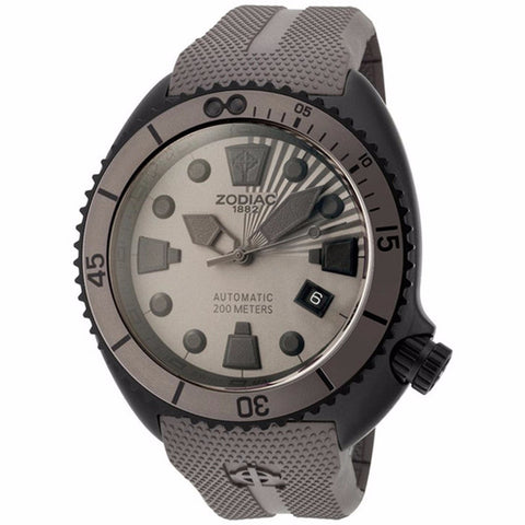 ZODIAC OCEANAIRE AUTOMATIC ZO8014 MEN WATCH - BrandNamesWatch.com