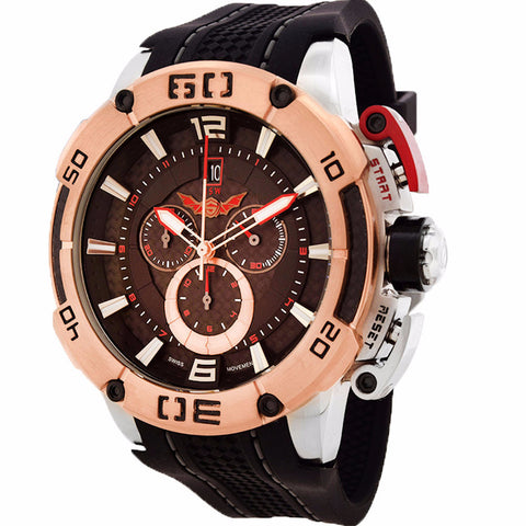 ISW MEN'S CHRONOGRAPH STAINLESS STEEL WATCH ISW-1001-13 - BrandNamesWatch.com