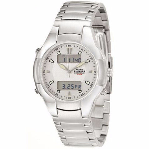 HUSH PUPPIES MEN'S DIGITAL CHRONOGRAPH CHRONOGRAPH WATCH HP.6694M.1506 - BrandNamesWatch.com