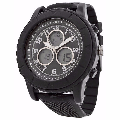 FMD by Fossil Men's Standard 3-Hand Digital / Chronograph Watch FMDAW018 - BrandNamesWatch.com