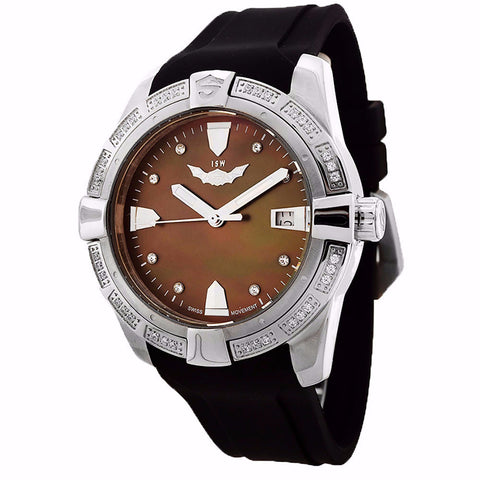ISW WOMEN'S QUARTZ STAINLESS STEEL WATCH ISW-1008-05 - BrandNamesWatch.com