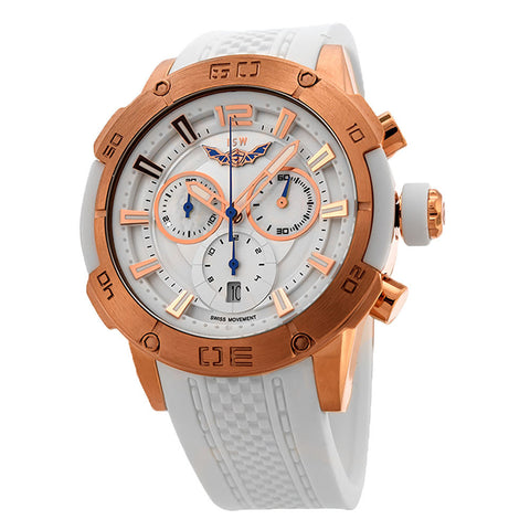 ISW CHRONOGRAPH STAINLESS STEEL WATCH ISW-1002-04 - BrandNamesWatch.com