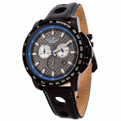 ISW MEN'S CHRONOGRAPH STAINLESS STEEL WATCH ISW-1005-02 - BrandNamesWatch.com