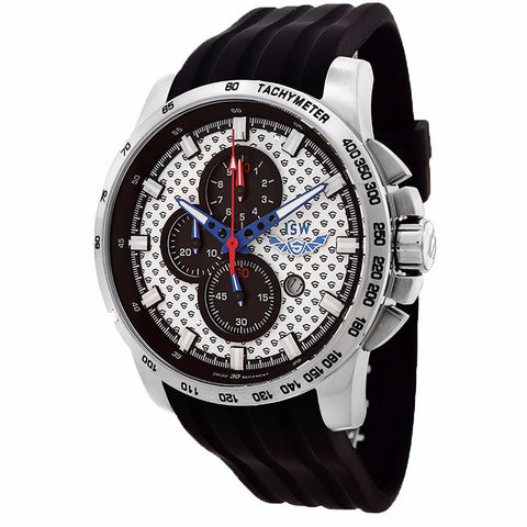 ISW MEN'S CHRONOGRAPH STAINLESS STEEL WATCH ISW-1003-01 - BrandNamesWatch.com