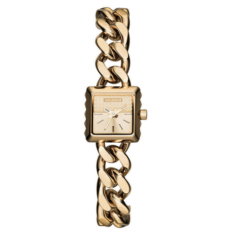 Diesel Women's Ursula Gold-Tone Stainless Steel And Dial Watch DZ5431 - BrandNamesWatch.com