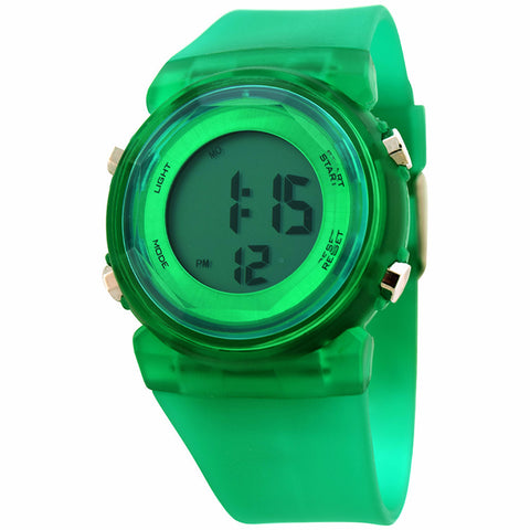 FMD by Fossil Women's Standard Digital Plastic Watch FMDX253 - BrandNamesWatch.com