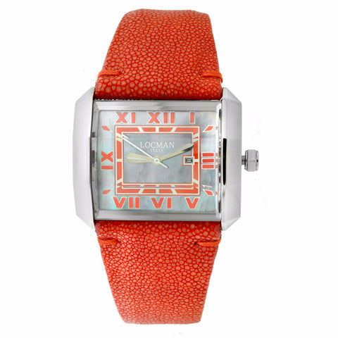 Locman Glamour Otto Women's Quartz Watch - BrandNamesWatch.com