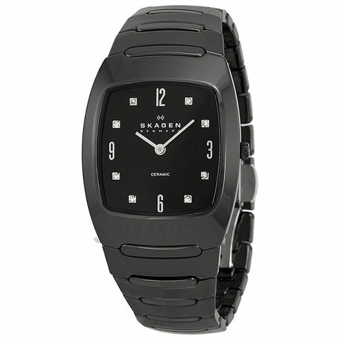 SKAGEN 914SBXC CERAMIC WATCH - BrandNamesWatch.com