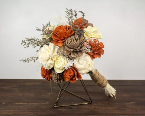 Sola Wood Flowers Cheers! bouquet