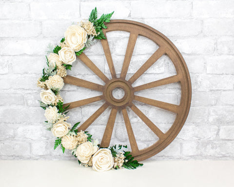 Wagon Wheel Craft Kit