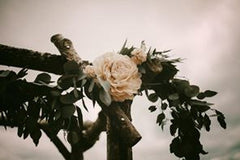 sola wood flower decor