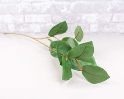 Sola Wood Flowers Filler Faux Salal Leaves Spray