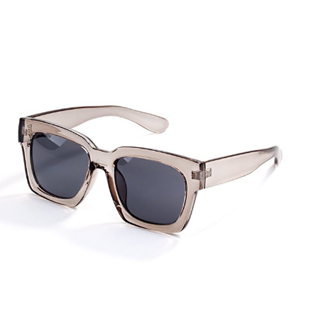 Grey Square Surf Sunglasses
