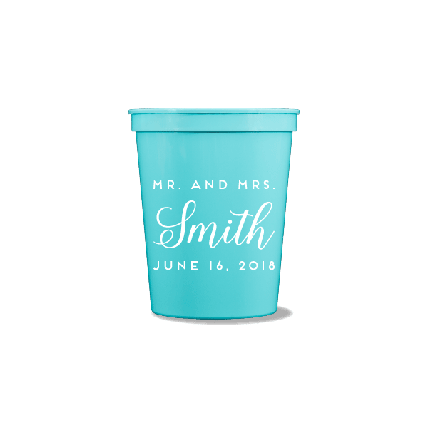 Script Name Party Cups