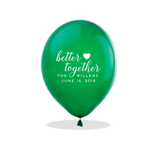 Better Together Latex Balloons