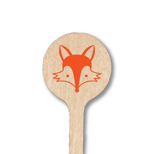 Zero Fox Given Stir Sticks