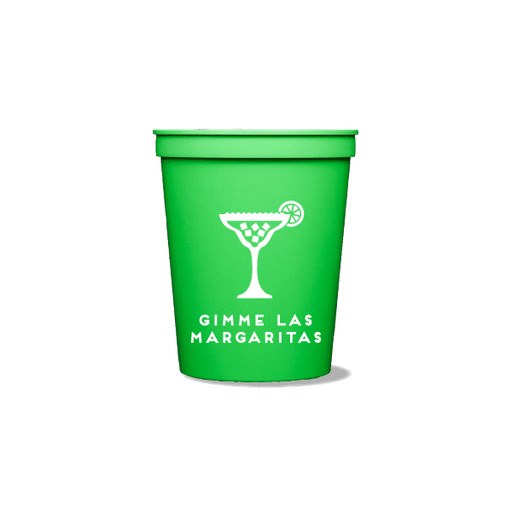 Gimme Las Margaritas Party Cups