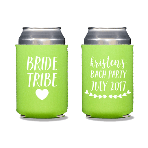 Bride Tribe Can Coolers