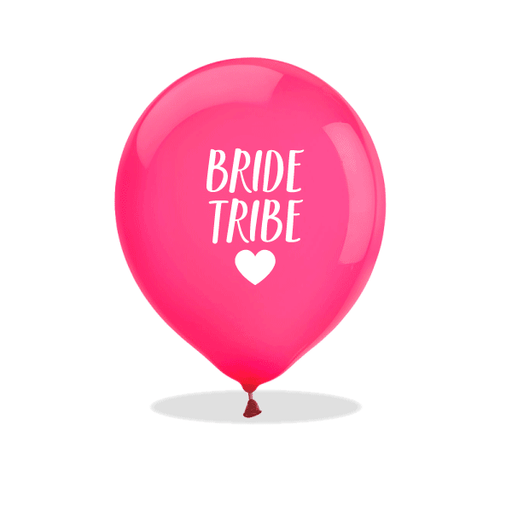 Bride Tribe Latex Balloons