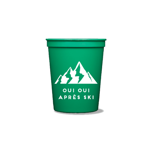 Oui Oui Apres Ski Party Cups