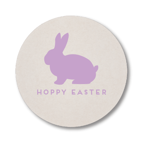 Hoppy Easter Coasters