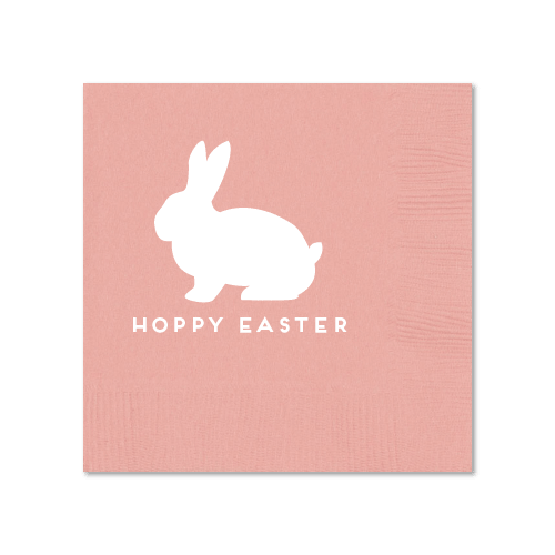 Hoppy Easter Cocktail Napkins
