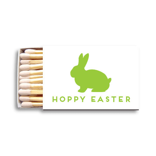 Hoppy Easter Matchboxes