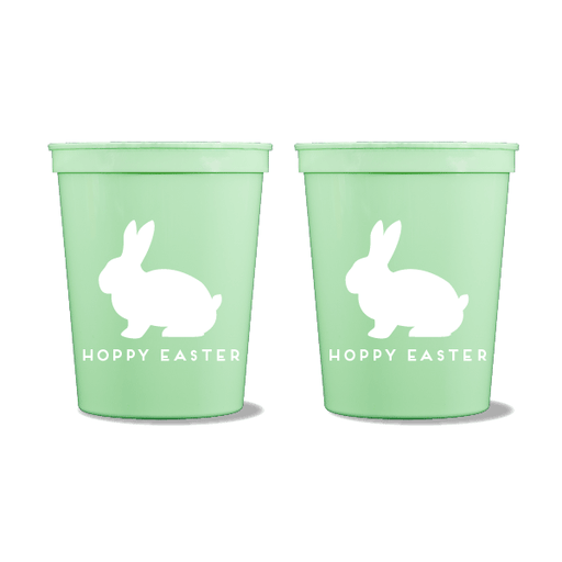 Hoppy Easter Party Cups