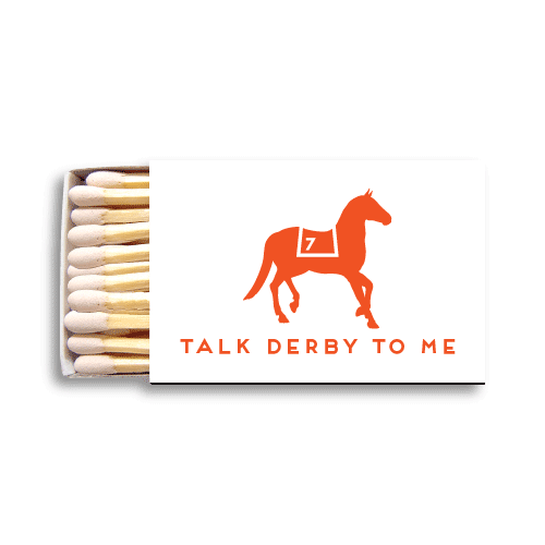 Talk Derby To Me Matchboxes
