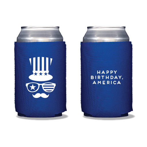Happy Birthday, America Can Coolers