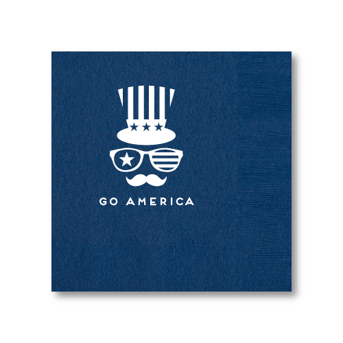 Happy Birthday, America Dinner Napkins