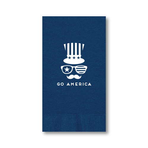 Happy Birthday, America Guest Towels