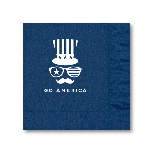 Happy Birthday, America Luncheon Napkins