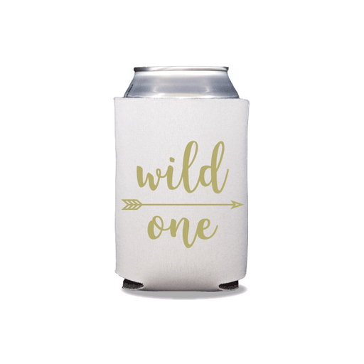 Wild One Can Coolers