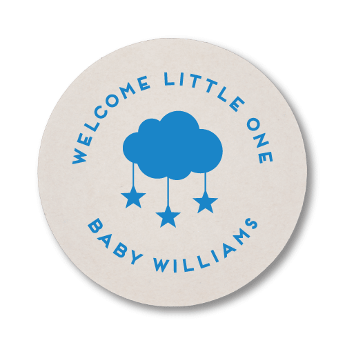 Welcome Little One Coasters
