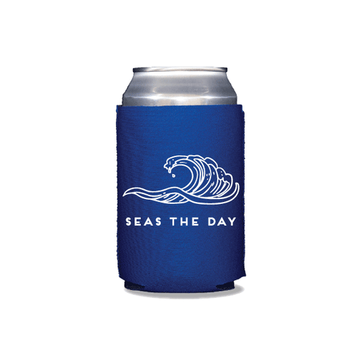 Seas The Day Can Coolers