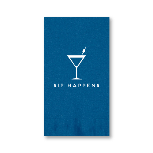 Sip Happens Guest Towels