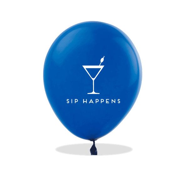 Sip Happens Latex Balloons