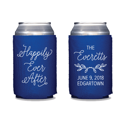 Happily Ever After Can Coolers